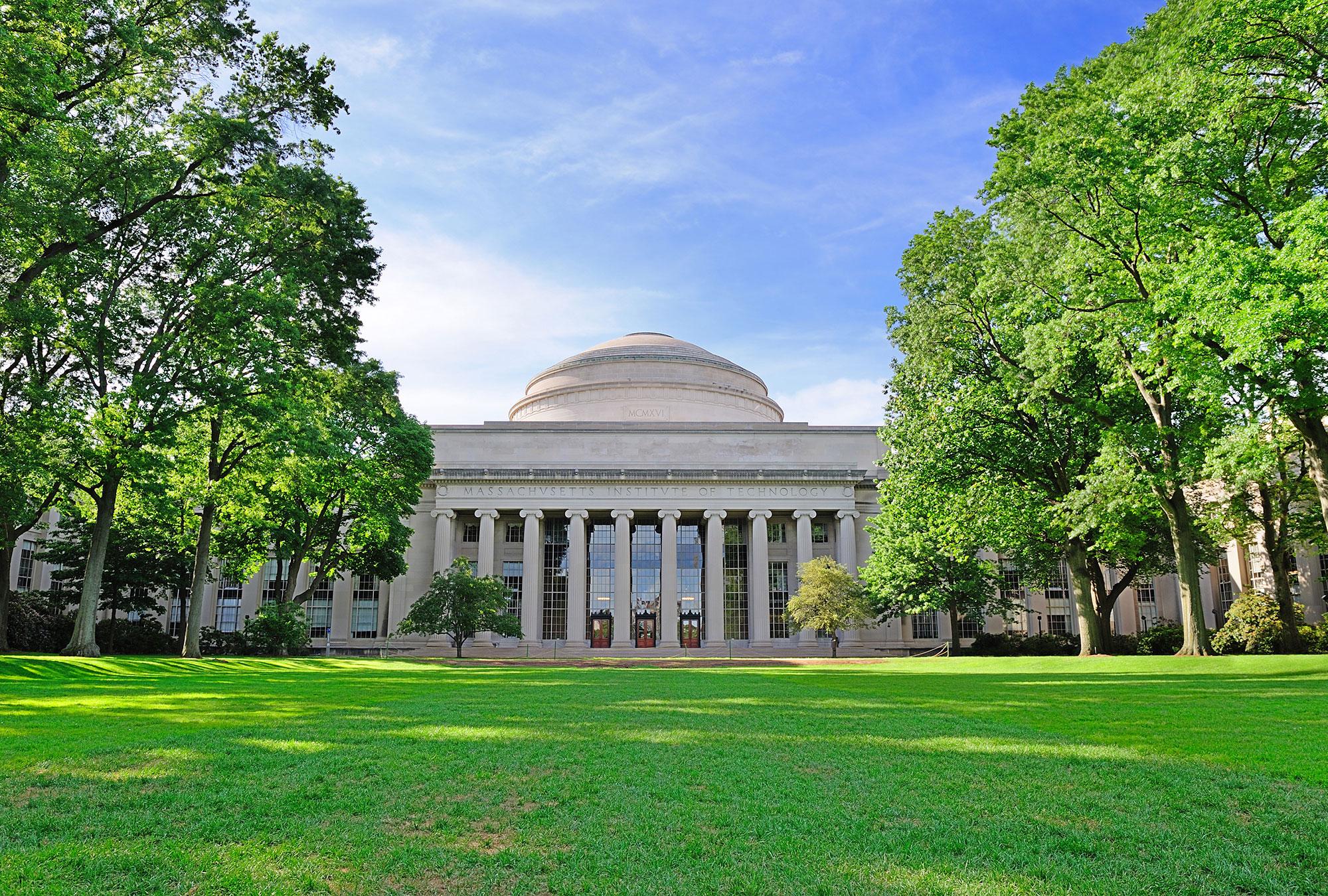 Image of MIT's campus