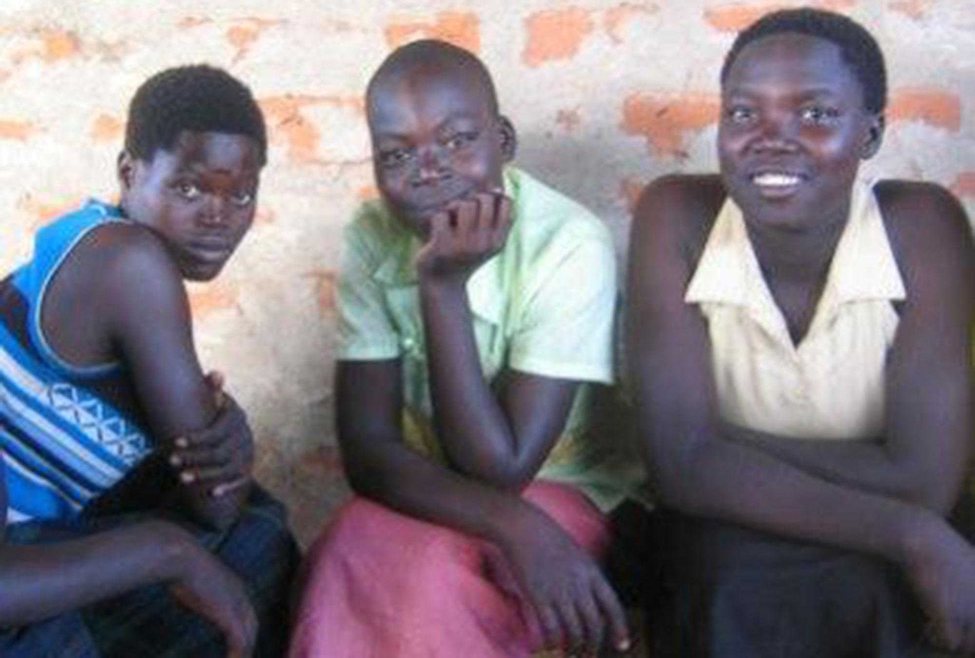 Adolescent girls in northern Uganda