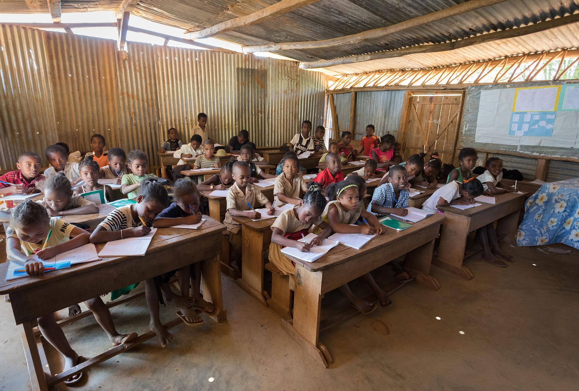 Primary Education Management in Madagascar | The Abdul Latif Jameel