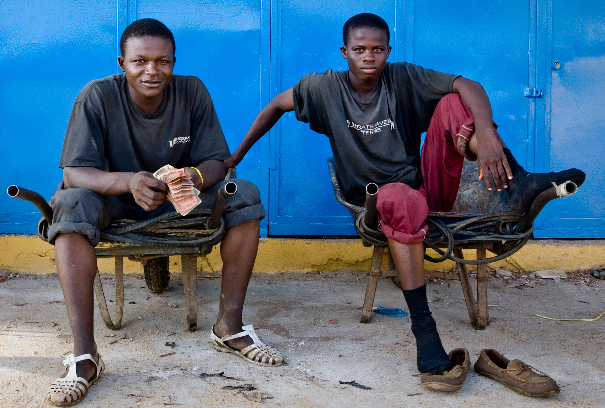 Youth in Liberia