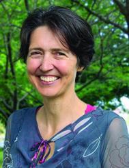 Headshot of Rachel Glennerster