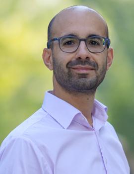 Adil Ababou headshot