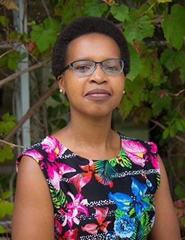 Headshot of Ntombi Mbasa