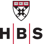 HBS logo with shield