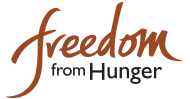 freedom from hunger logo
