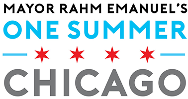 Mayor Rahm Emanuel's One Summer Chicago logo