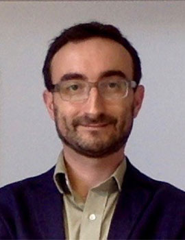 Headshot of Patrizio