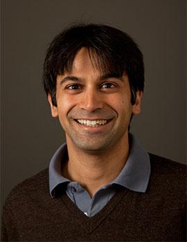 Headshot of Sandip Sukhtankar