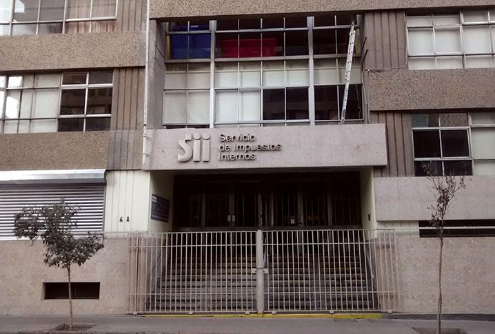 SII (Chilean tax authority) building
