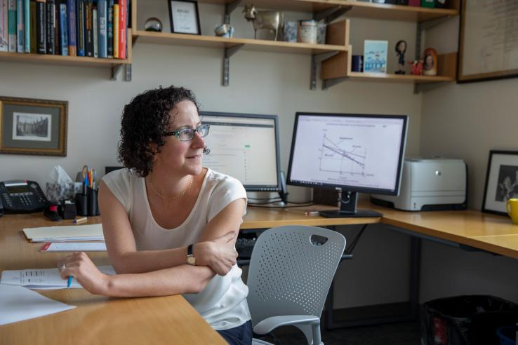 Amy Finkelstein, 2018 MacArthur Fellowship award winner