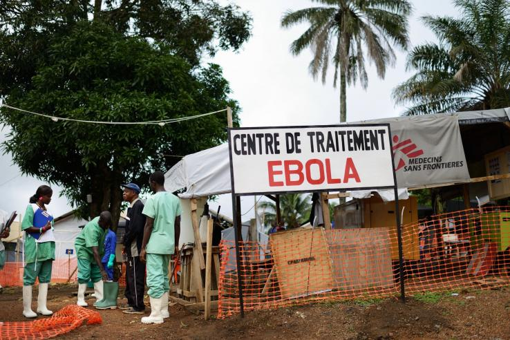 Physicians responding to Ebola in Sierra Leone