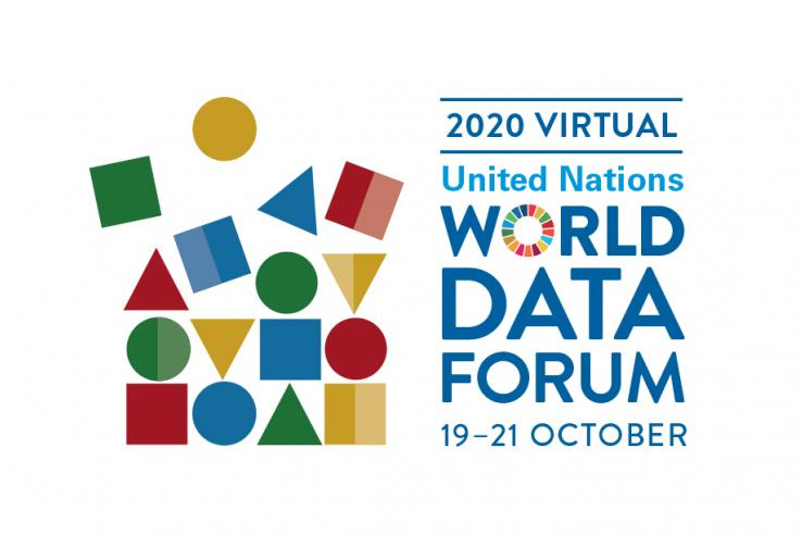 UN world data forum logo