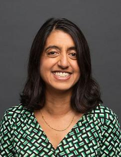 Headshot of Seema Jayachandran