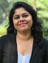 Headshot of Bhakti Bhowmik