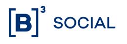 B3 Social logo
