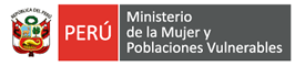 Ministry of Women and Vulnerable Populations of Peru (MOW)
