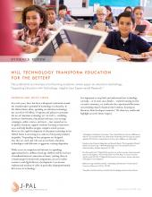 education-technology-evidence-review