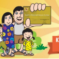 TNP2K commercial about the social protection identification card.