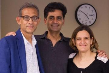 Abhijit Banerjee, Iqbal Dhaliwal, and Esther Duflo