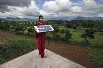 clean energy rural india