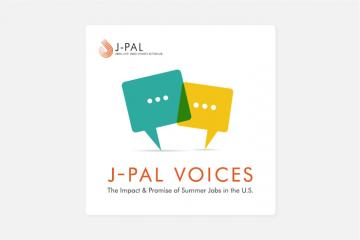 J-PAL Voices Logo